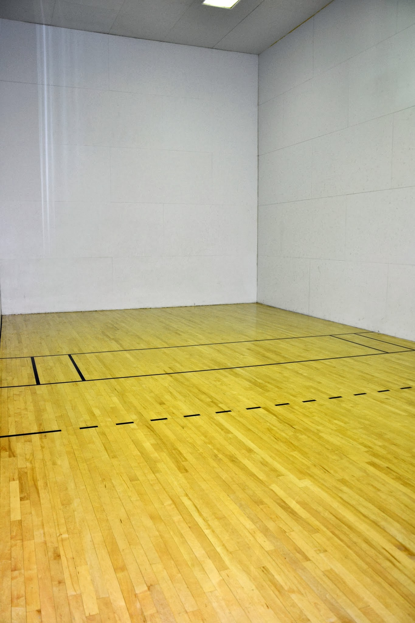 Racquetball Court 1