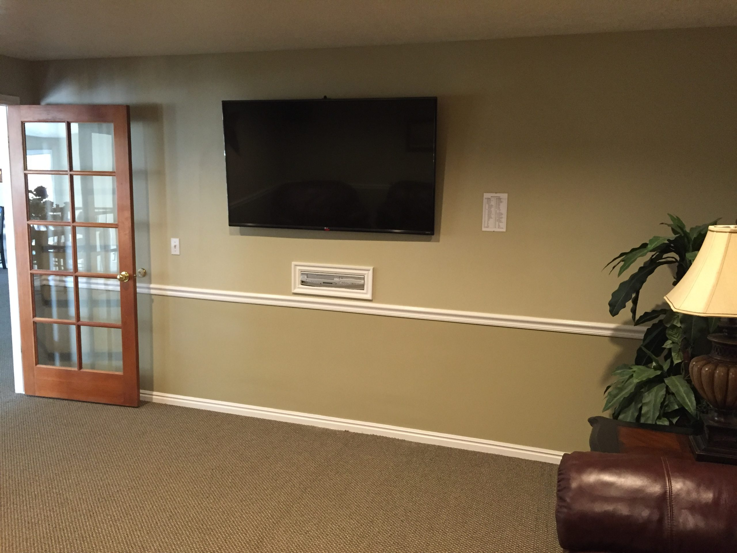 Theater Room TV